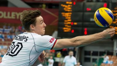 Schöps to join German Volleyball camp for Baku 2015