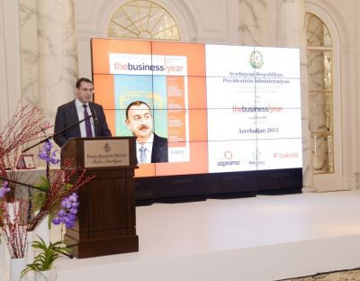 """The Business Year"" magazine presents special edition on Azerbaijan"