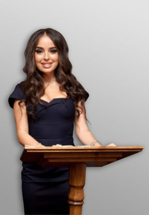 "Leyla Aliyeva  awarded with the ""International Dialogue of the Year"""