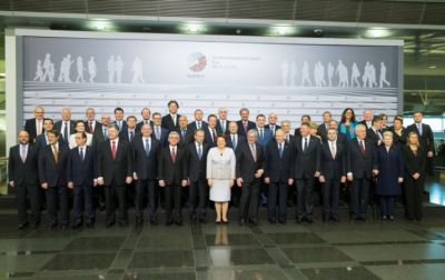 Riga Summit declaration hails Azerbaijan`s 'particular' role in energy security
