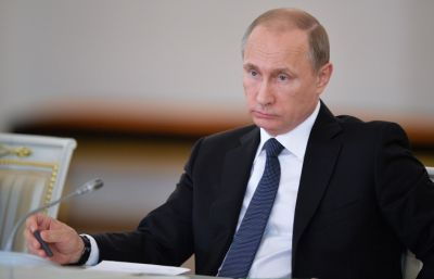 Russian President signs law on 'undesirable organisations'