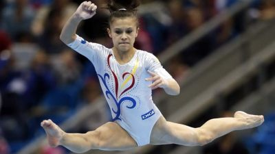 Bulimar to be leading Romania's Gymnastics team at Baku 2015