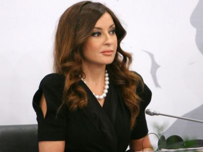 Mehriban Aliyeva meets the UN FAO Director General