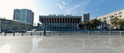 Heydər Əliyev Sarayı Avropa Oyunları zamanı dinamik iş rejimində işləyəcək - AÇIQLAMA - FOTOSESSİYA