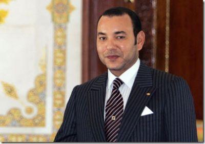 King of Morocco  congratulates Azerbaijani President