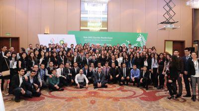 Baku 2015 Games Academy graduates move into Games-time roles
