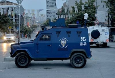 20 detained in Istanbul in anti-terror operation