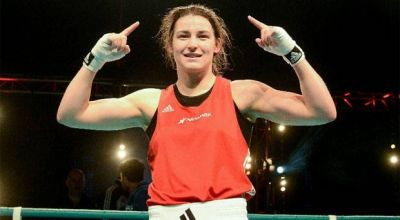 Katie Taylor plans to make history at Baku 2015