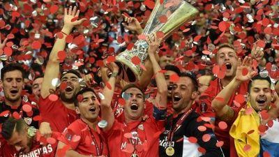 """""""Sevilya"""" 4-cü dəfə UEFA çempionu oldu"""