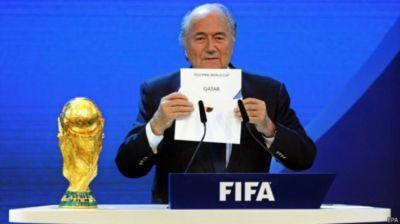 Yozef Blatter təhqiqatı dəstəkləyir