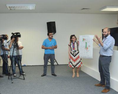 Beynəlxalq Yayım Mərkəzinə media tur