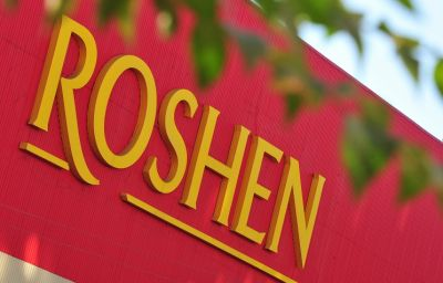 Explosion occurs in Roshen store