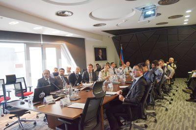 Azercosmos held a workshop