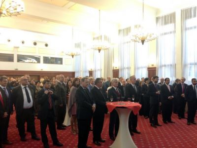 Republic Day of Azerbaijan marked in Prague