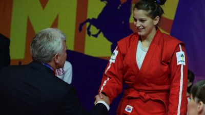 Jandric hoping for Sambo medal at Baku 2015