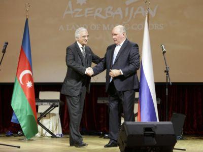 В Москве состоялся торжественный прием по случаю Дня Республики - ФОТО
