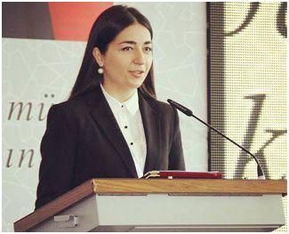 """Aytən Hüseynova: """"I Avropa Oyunlarının siyasi əhəmiyyəti də böyükdür"""""""