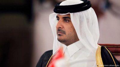 Emir of Qatar congratulatesPresident Ilham Aliyev