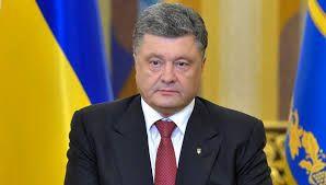 Poroshenko visits Donbas