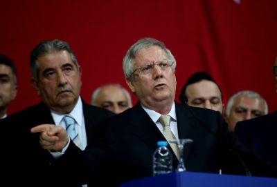 Aziz Yildirim re-elected Fenerbahce chairman