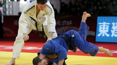 Baku 2015 judokas secure European Open success