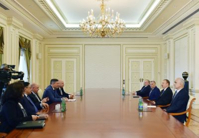 Ilham Aliyev received  Deputy Prime Minister of Poland