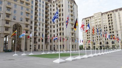 Baku 2015 venues ready for action PHOTO