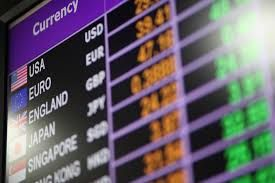 Exchange rates for today