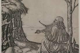 Art sleuthing reveals Da Vinchi engraving