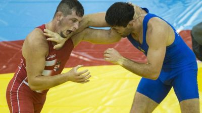 Veréb to carry flag for Hungary at Baku 2015
