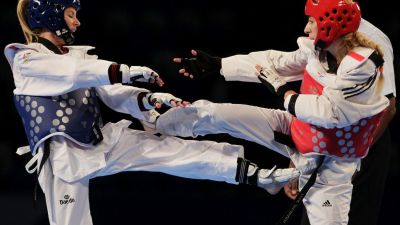Cyprus Taekwondo team on course for Baku 2015