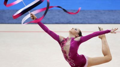 Bulgarian gymnasts out to repeat World Cup showing