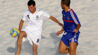 Baku podium is the goal for Italian Beach Soccer side
