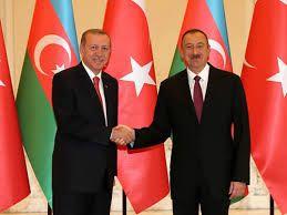 President İlham Aliyev congratulates President of Turkey