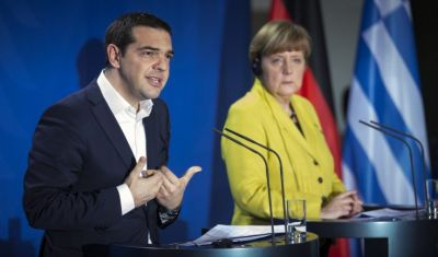 German Chancellor demands action from Greece