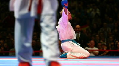 Baku 2015 gives Karate's Olympic campaign a boost
