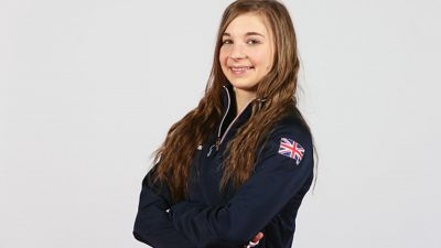 Kelly Simm brings new routine to Baku 2015