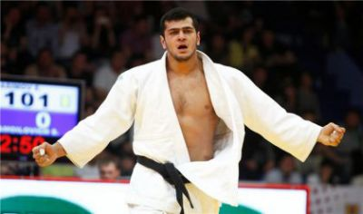Elmar Gasimov focused on home soil victory at Baku 2015