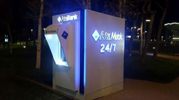 AtaBank OJSC expands ATM network