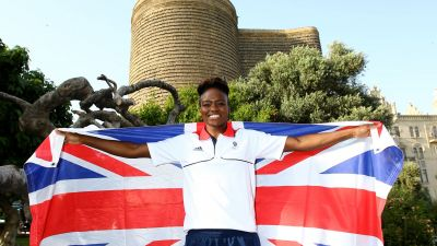 Nicola Adams named Team GB flagbearer