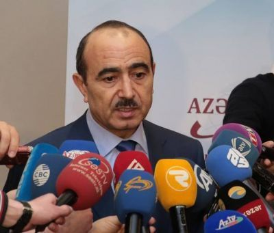 There are no political prisoners in Azerbaijan: Ali Hasanov