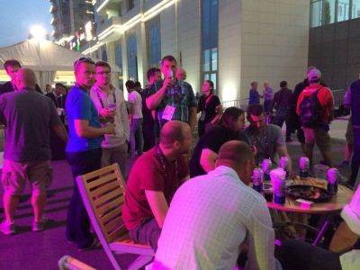 Media Village of Baku 2015 hosts party for local and foreign journalists