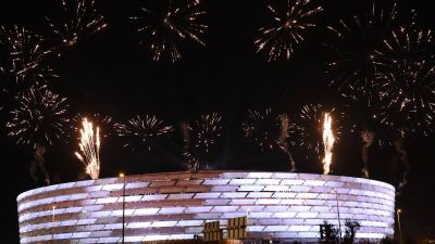 Baku set for spectacular European Games Opening Ceremony