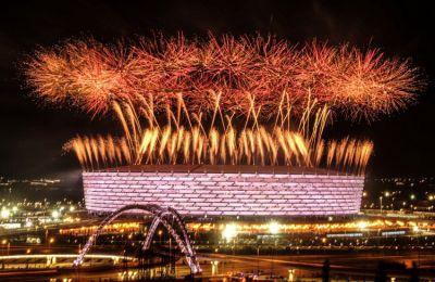 Состоялась торжественная церемония открытия первых Европейских игр «Баку-2015» - ФОТО
