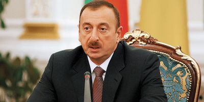 Azerbaijani President received the president of the Islamic Solidarity Sports Federation