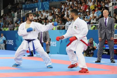 Rafael Aghayev wins second gold for Azerbaijan