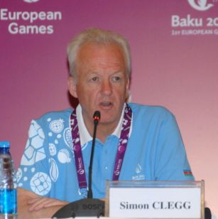 We are fully delighted by the success of the Azerbaijan team, Simon Clegg says