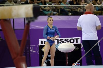 Artistic gymnastics competitions start