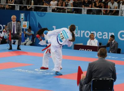Irina Zaretska wins fourth gold medal for Azerbaijan