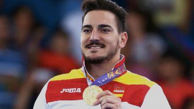 Spanish pair take Karate gold